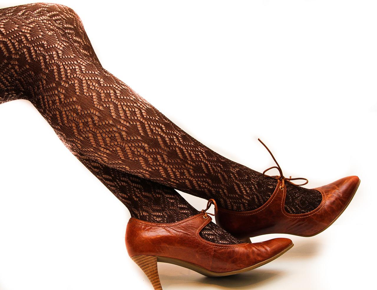 Welche Strumpfhose passt zu unseren Beinen?